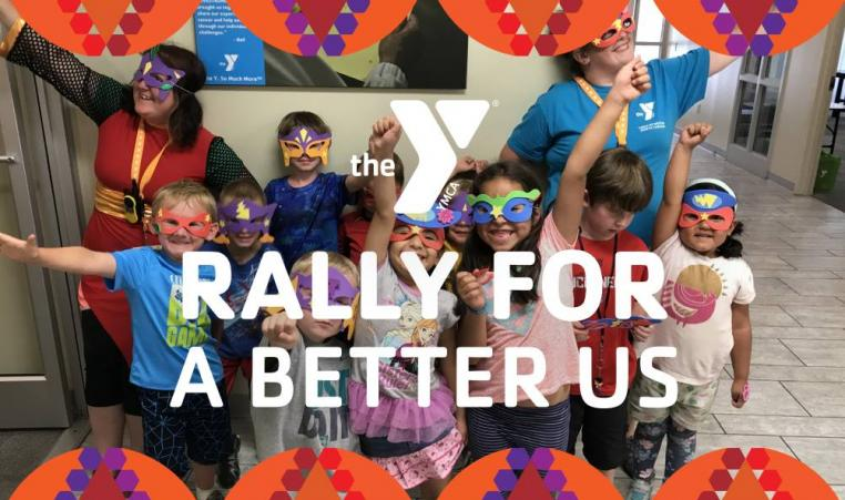 2018 annual campaign kickoff rally for a better us