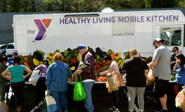 Healthy Living Mobile Market